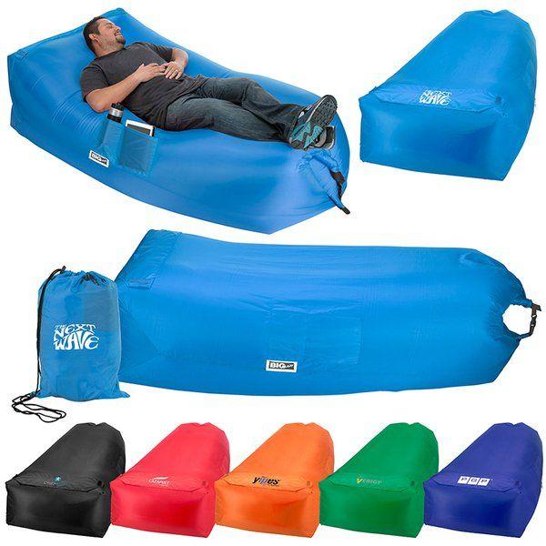 Big Lazy I - Inflatable Bag with Custom Logo | InkHead.com