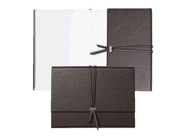 Corporate Gifts Ideas : Nina Ricci Note Pad A5 Lien  IgnitionMarketing  World Cl...