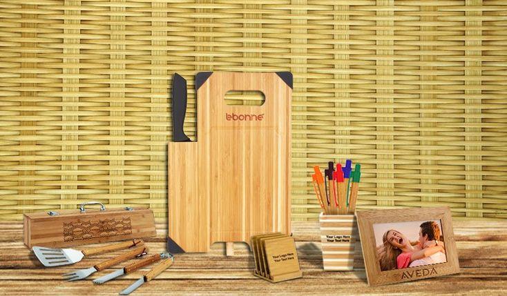 Custom Bamboo Gifts
