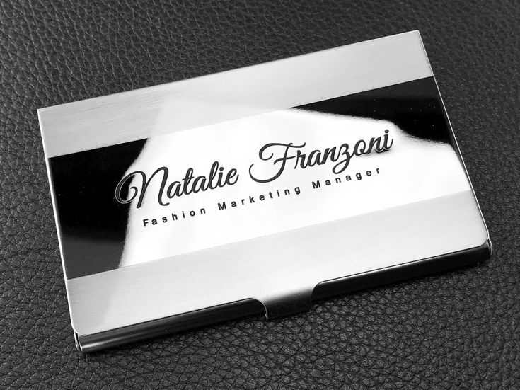 Excited to share the latest addition to my #etsy shop: Personalized Business Car...