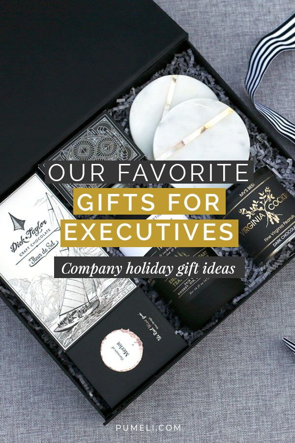 Gifts for Executives. Sign up & Download of our holiday lookbook to see our favo...