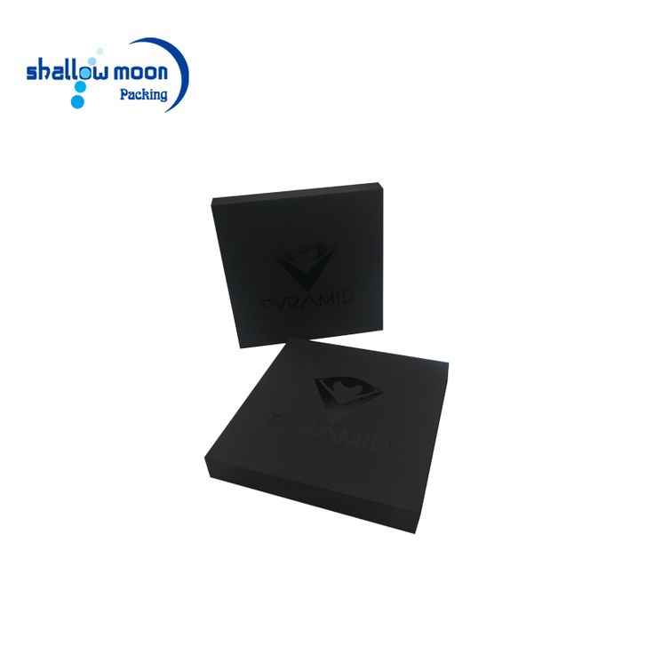 Logo UV Business Gift Use and High class gift box with EVA lining Package corporate gift set
