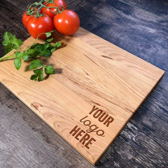 Personalized Cutting Board - Corporate Gift, Client Gift, Employee Gift, Custome...
