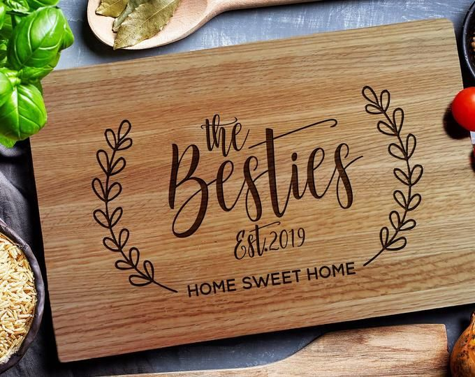 Personalized Cutting Board Personalized Chopping Block | Etsy