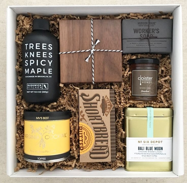 Teak & Twine gift: The Foodie- perfect for client or corporate gifting! Click th...