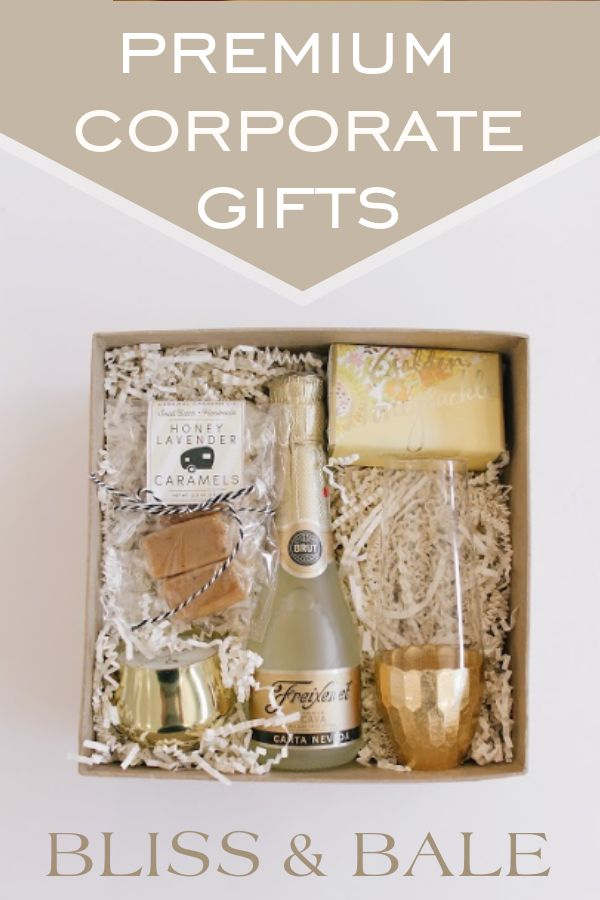 These corporate gifts for clients will be perfect for Christmas! #clientgifts #c...
