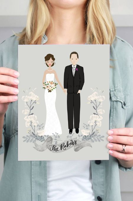 This timeless keepsake is completely customized from top to bottom. Perfect for ...