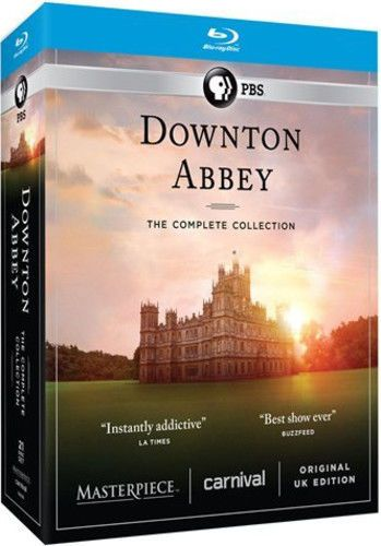 Brush up on your Downton Abbey before the new movie with this complete collectio...