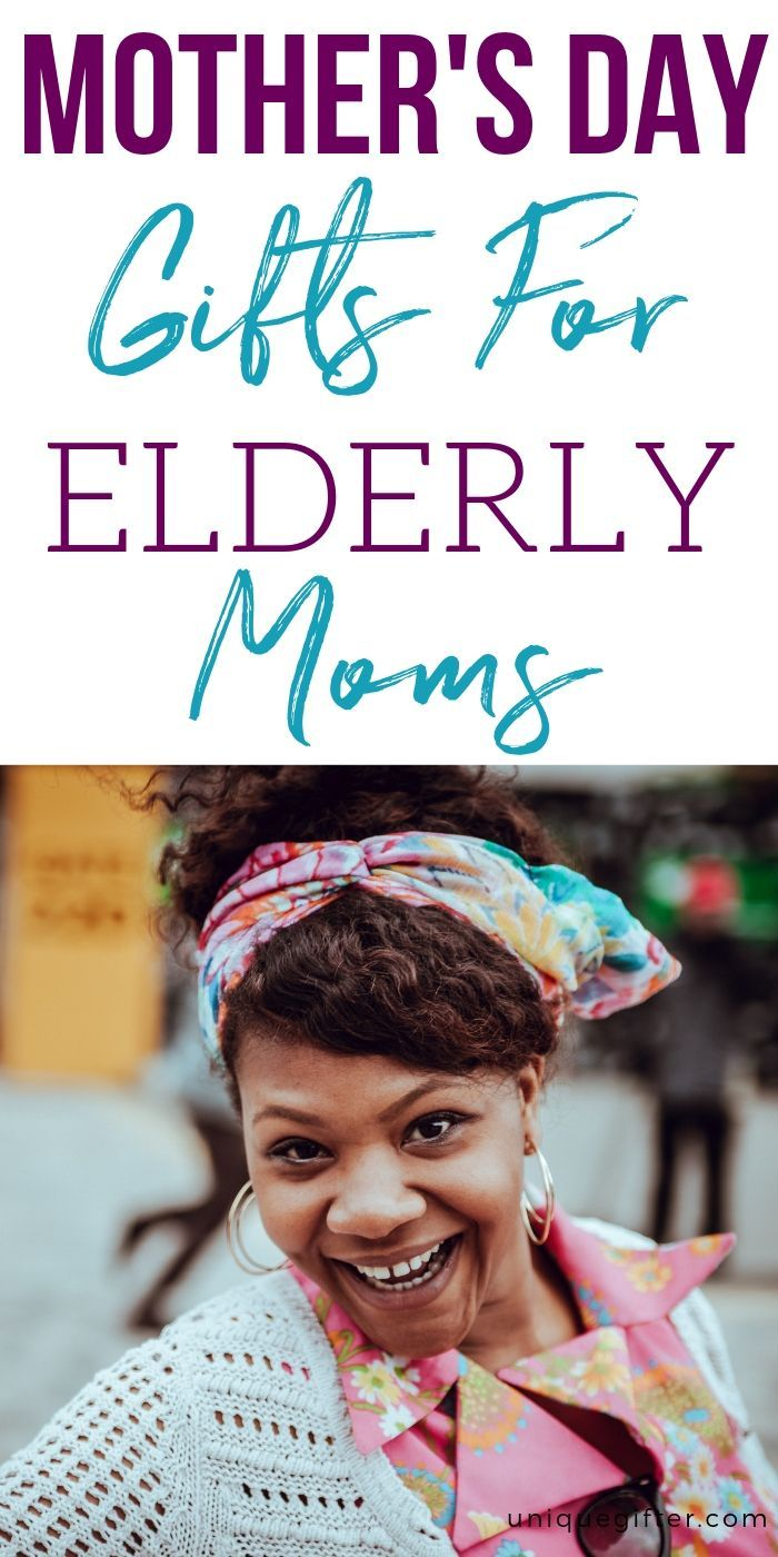 Mother's Day Gifts For Elderly Moms | Gifts For Mother's Day | Gifts For Elderly...