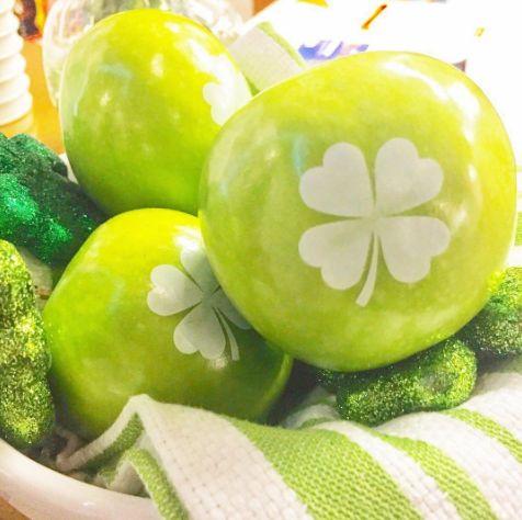 Fruit Monograms | Healthy Branding Ideas | Healthy Corporate Gifts | Monogrammed...