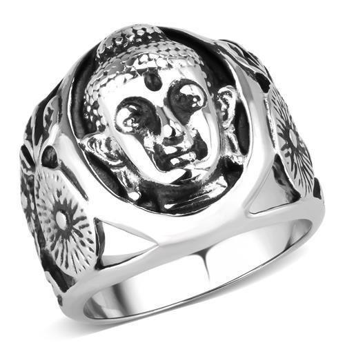 Buddha Men Women Ring