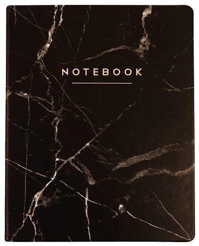 Black Marble Journal by Eccolo World Traveler   Best notebooks for bullet journa...
