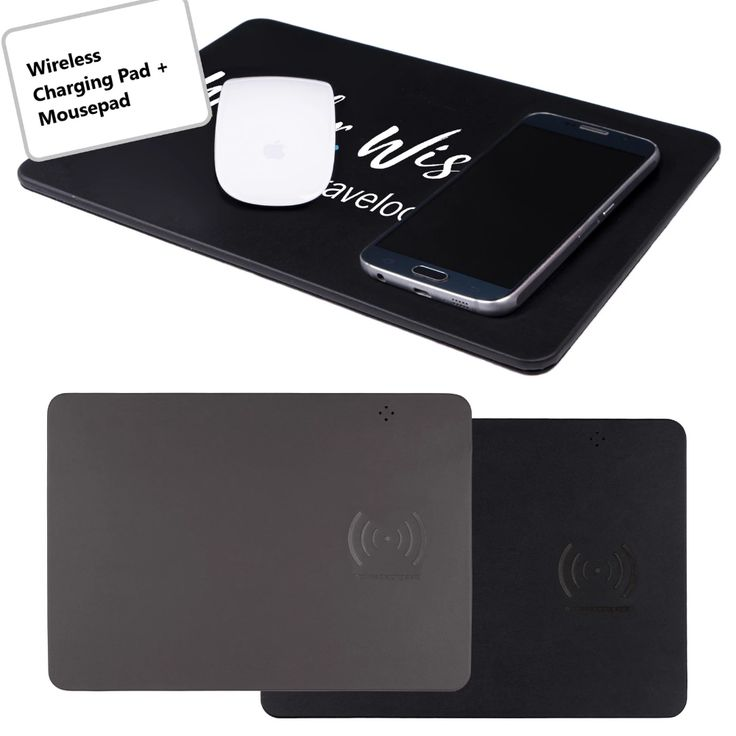 Mouse Pad + Wireless Charging Pad | Branded Wireless Charging Pad - PROMOrx #coo...