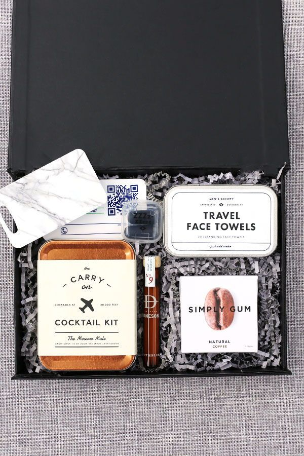 Travel gifts for men by Pumeli. Get unique travel gift ideas for the frequent fl...
