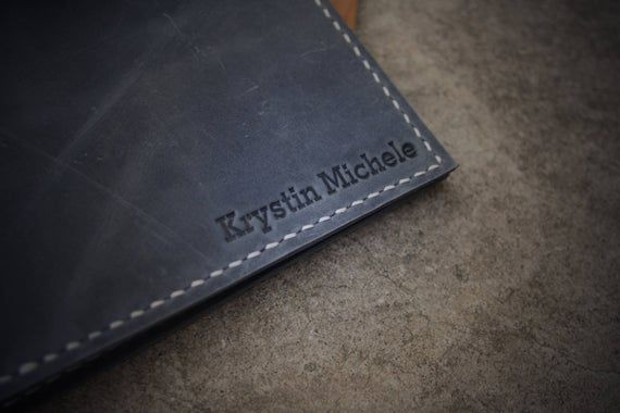 Your Name, Leather Portfolio, Corporate gifts, Client Gift ideas, Gifts for Fath...