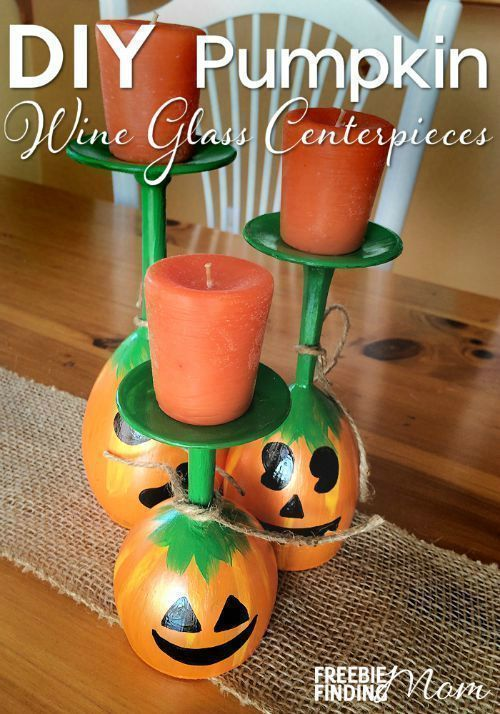 Want a fun and frugal DIY home décor project to get your house ready for fall? ...