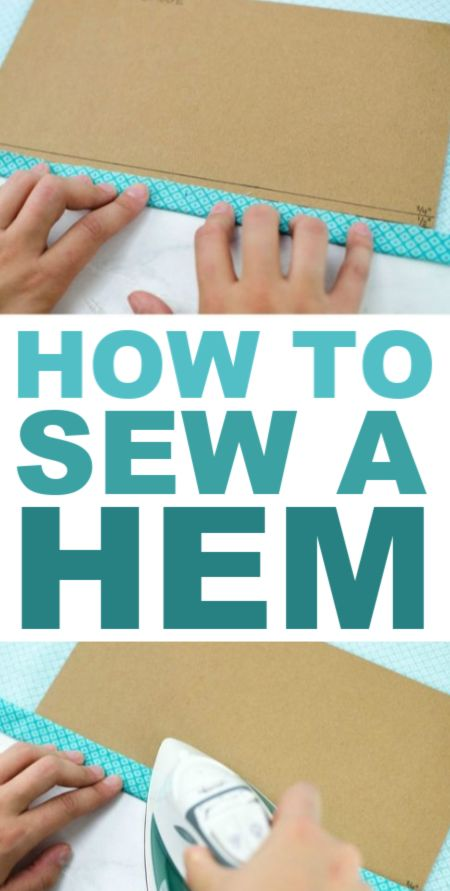 Hemming may be the most common technique needed in sewing. So in  this post, I a...
