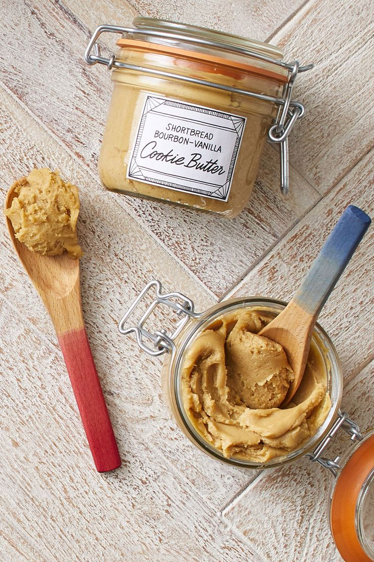 It doesn't get more decadent (or delicious!) than homemade cookie butter. Make a...