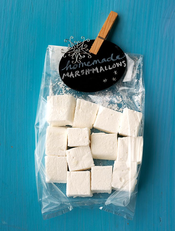 It's not Christmas without melt-in-your-mouth marshmallows. A package of these h...