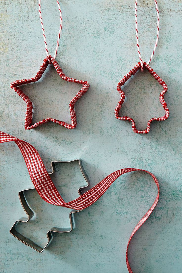 The baker on your Christmas Gift list will get a kick out of handmade ornaments ...