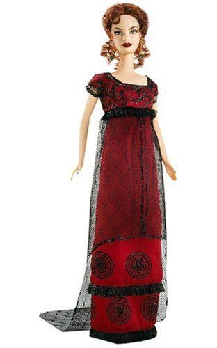 The Titanic movie's Rose DeWitt Bukater was reproduced in Barbie doll form b...