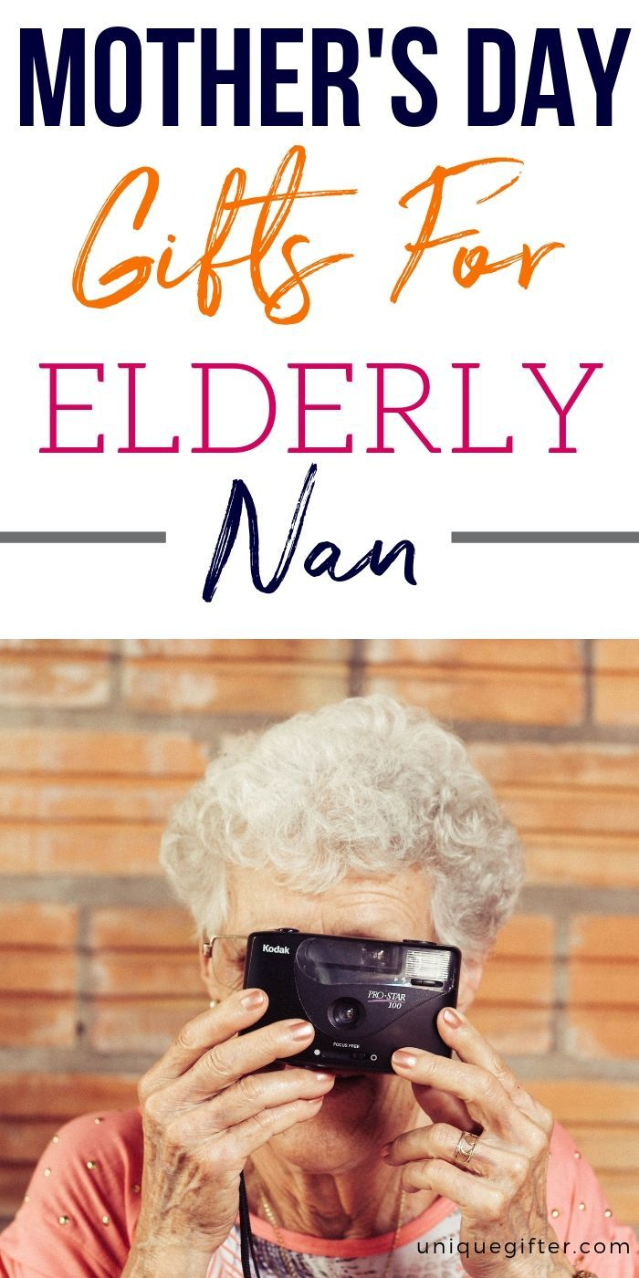 Mother's Day Gifts For Elderly Nan | Gifts For Nan | Gifts For Grandma | Mother'...