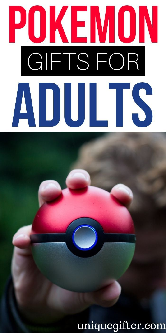 Pokemon Gifts For Adults | Pokemon | Pokemon Gifts | Pokemon Presents | Unique P...