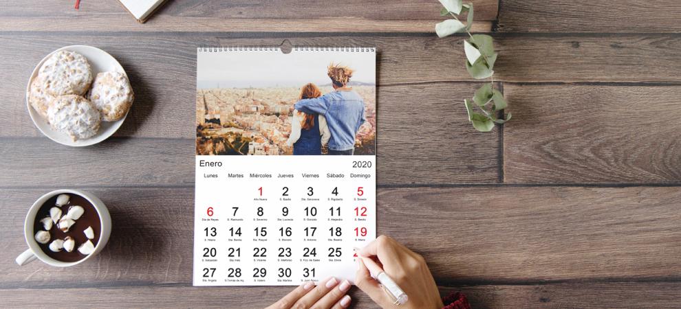 calendar - valentines gifts