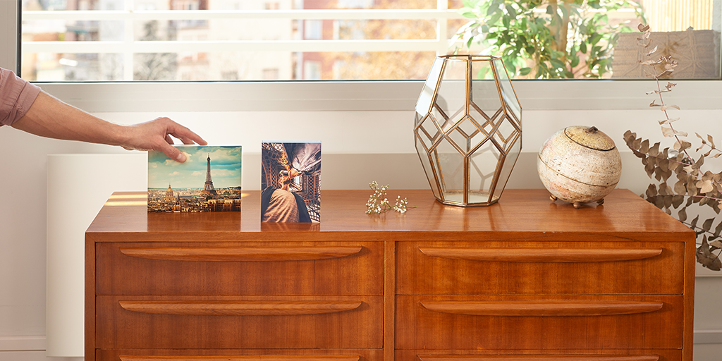 wooden block- gifts with photos