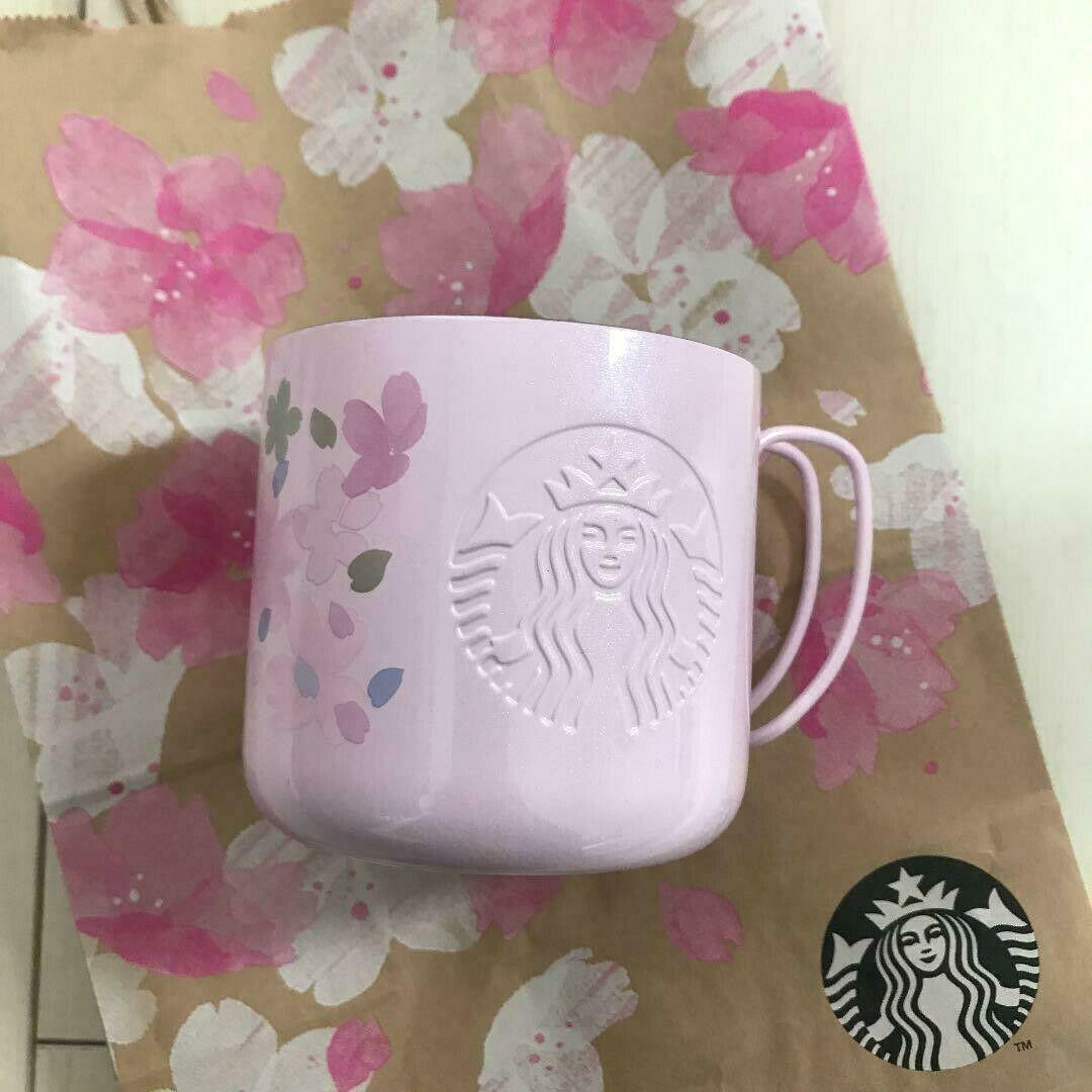 Starbucks Cherry Design SAKURA 2019 Stainless steel Mug Cup NEW 355ml From Japan    eBay