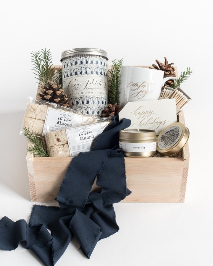 2017 Holiday Curated Gift Box Collection by Marigold & Grey