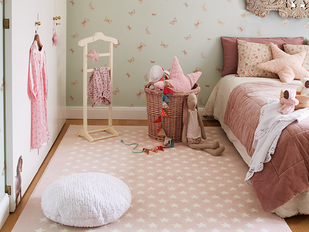 Tips for decorating children's rooms__
