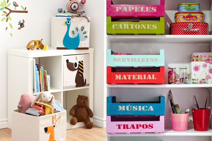 Tips for decorating children's rooms_
