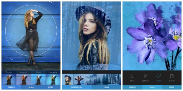 Apps edición fotos_enlight