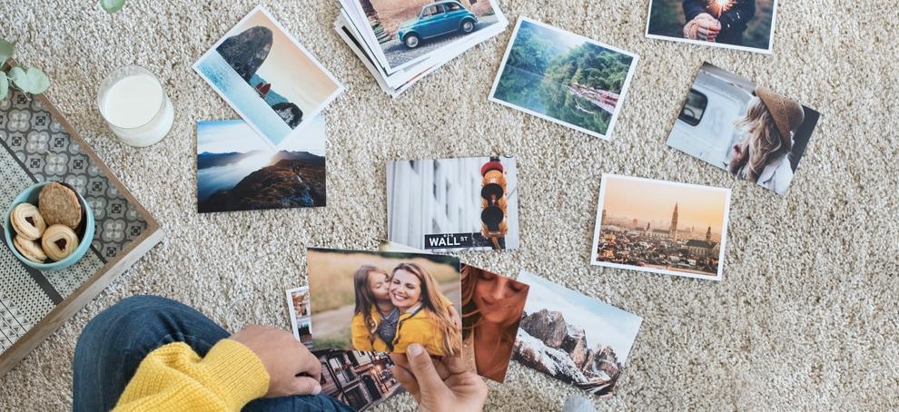 scrapbook album fotos viajes