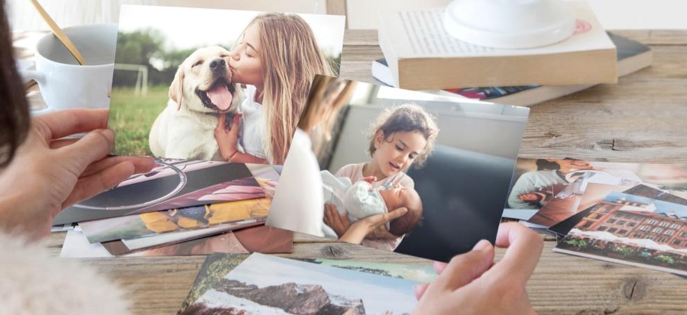 adornos y fotos scrapbook