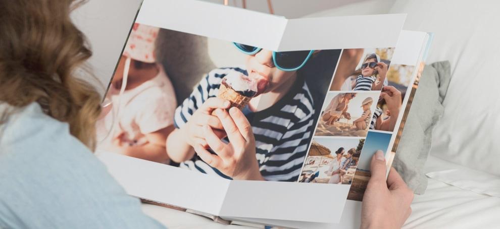 album fotos vacaciones