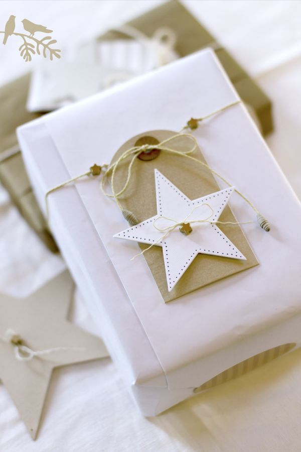 27 Creative Gift Wrapping Ideas #gift wrap #gift tag #emballage cadeau
