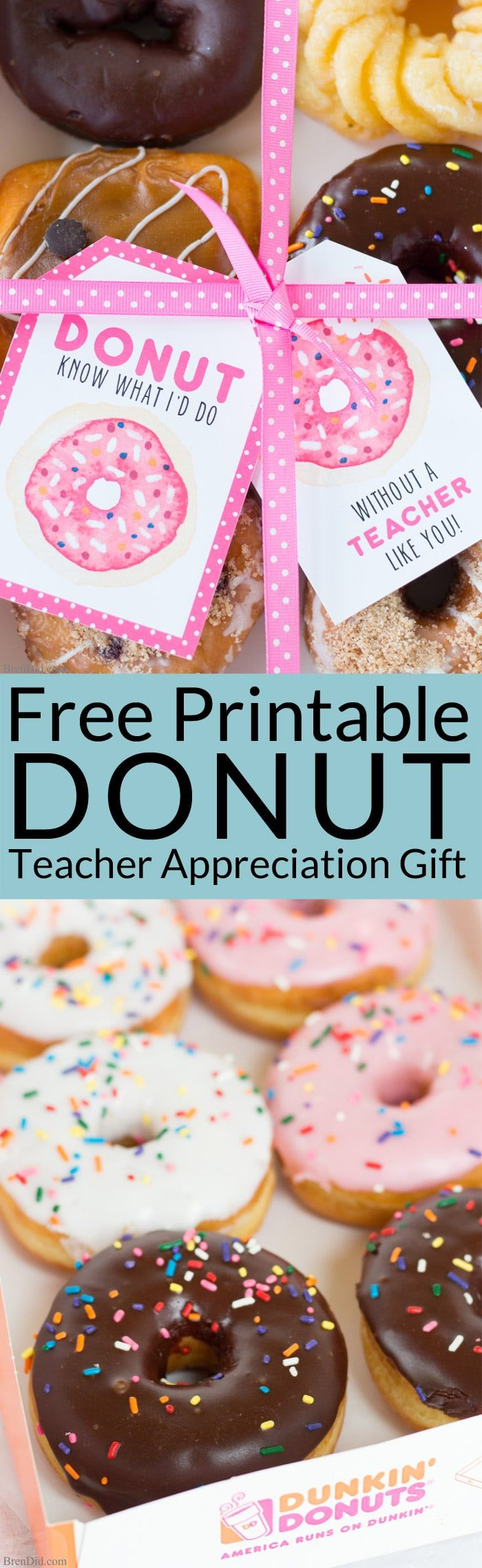 How to Make the Tastiest Teacher Appreciation Gift Ever